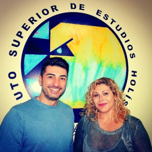 Carlos Ramírez y Dolors Anna Carrión
