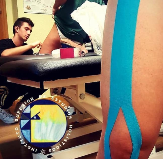 Nuevo curso de vendaje muscular